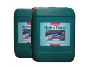 Canna Hydro Flores A+B 10l, květové hnojivo