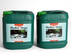 Canna Hydro Vega A+B 5l, růstové hnojivo