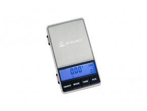 Váha Dual Display Miniscale 200g/0,01g