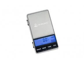 Váha Dual Display Miniscale 500g/0,1g