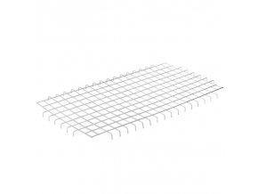 DP120 Grid Shelve -Kovová mřížka 60x30cm- 1ks
