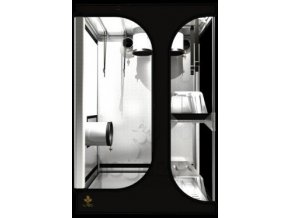 DARK ROOM LODGE L90 Rev 2,5 - 90x60x135 cm