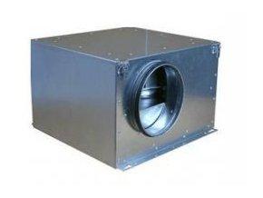 Odhlučněný ventilátor RUCK ISOTX, 680 m3/h, příruba 200mm