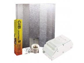KIT 400W výbojka Malé stínidlo + výbojka GIB Lighting Flower Spectre HPS