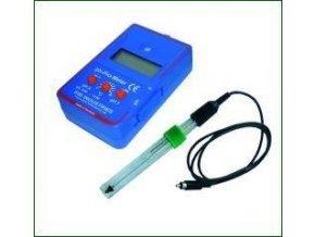 Salinger a Mack pH-metr-přesnost 0,02 pH - s elektrodou pro měření v půdě