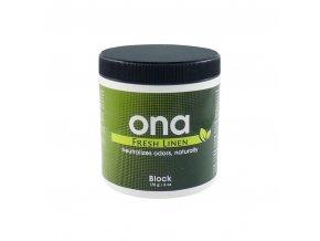 ONA Block, pohlcovač zápachu 170g - Fresh Linen