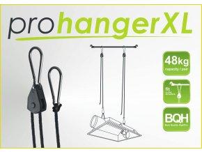 GHP PROhanger XL, závěsný systém, nosnost 48kg/pár