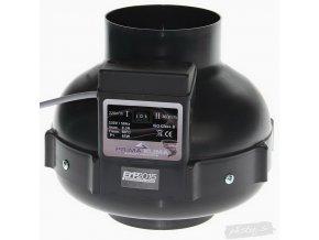 Ventilátor PRIMA KLIMA - PK125 MES - 2 rychlosti