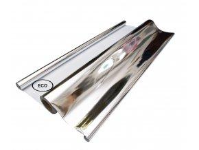 Stříbrná folie ECO, 1,25x1m (silver secure)