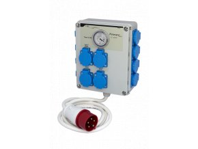 GSE Timer Box II 12x600W +topení, 380V (třífázové)
