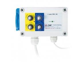 GSE Water timer 8A+den/noc senzor-novinka!
