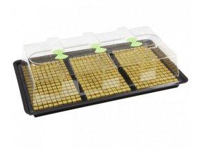 Vyhřívaný skleník X-Stream Heat L, bez regulace