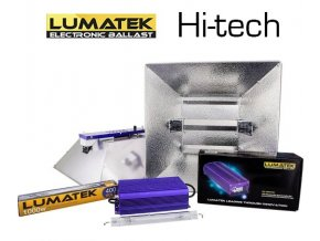 KIT 1000W/DE 400V LUMATEK Hi-tech set - NOVINKA!