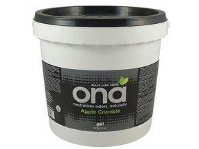 ONA Gel, pohlcovač zápachu - Apple Crumble 4l - plastový kýbl