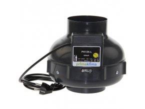 Ventilátor PRIMA KLIMA - PK125L  1 rychlost,440m3/h