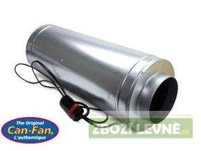 Odhlučněný ventilátor RUCK/CAN ISO-MAX 870 m3/h - příruba 200mm - 3 rychlosti