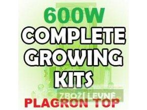 BASIC KIT kompletní sestava 600W 120x120x200cm