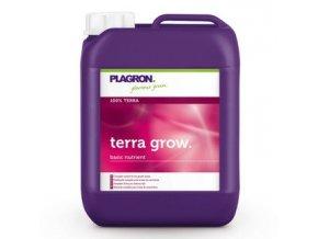 PLAGRON Terra Grow 5l, růstové hnojivo