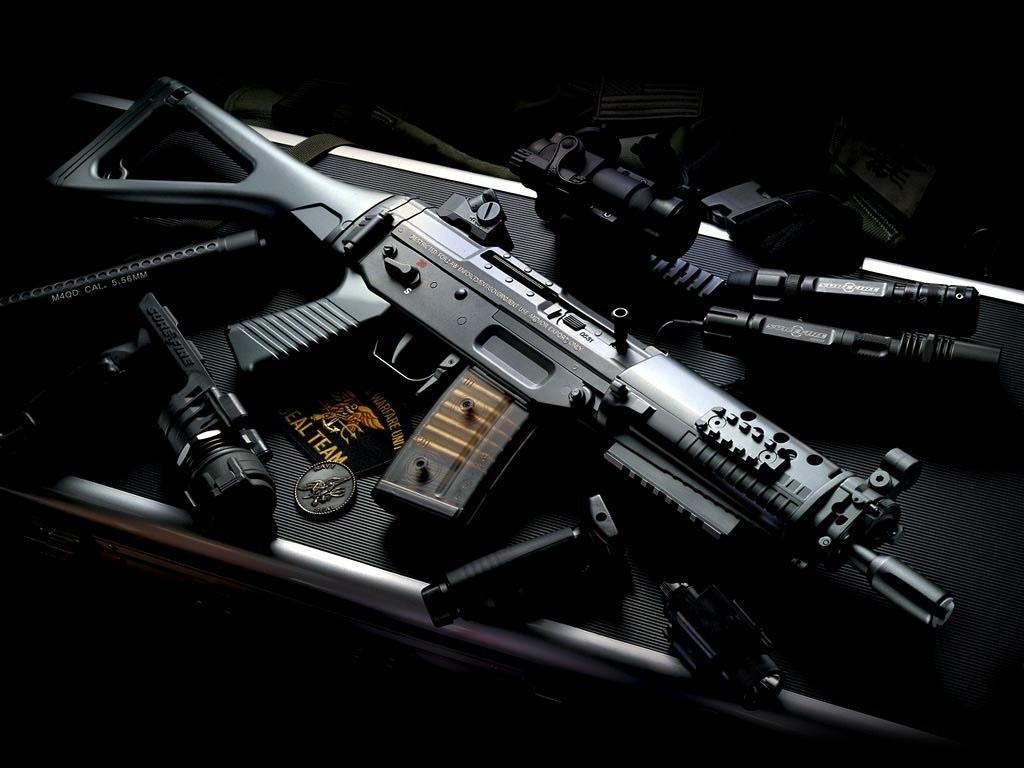 Zbraně - dlouhé, krátké