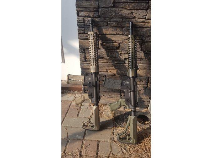 Puška samonabíjecí ADC, model M5 BASIC SWAT