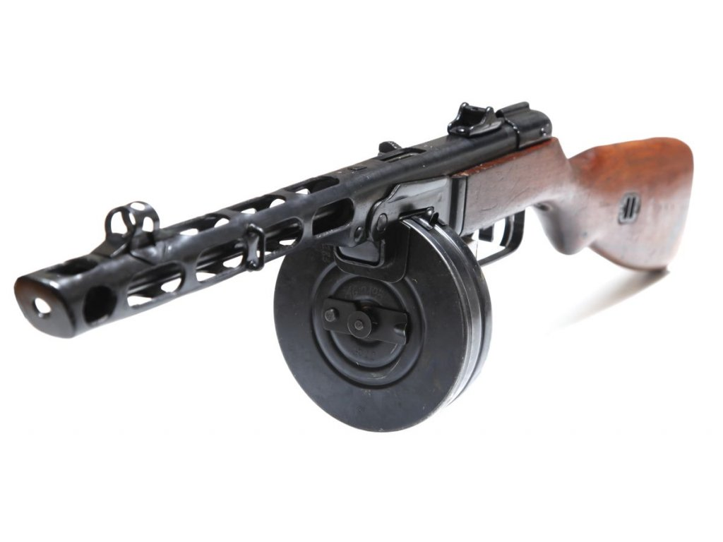 PPSh 41 ZS