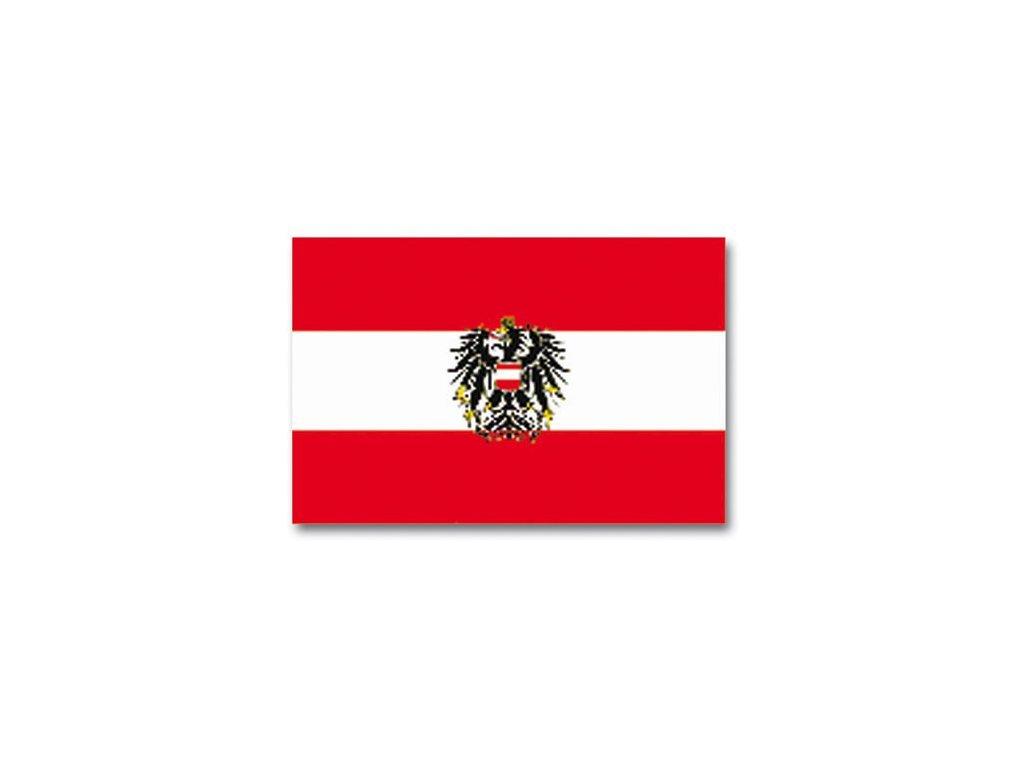 98499 vlajka statni rakousko