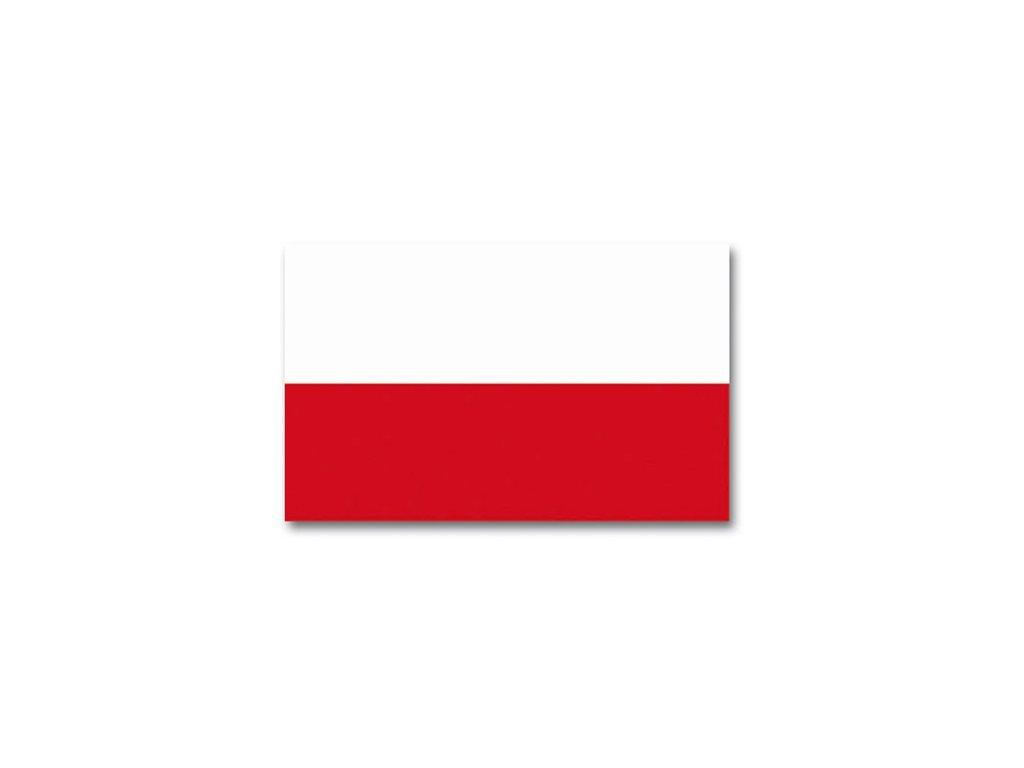 98496 vlajka statni polsko
