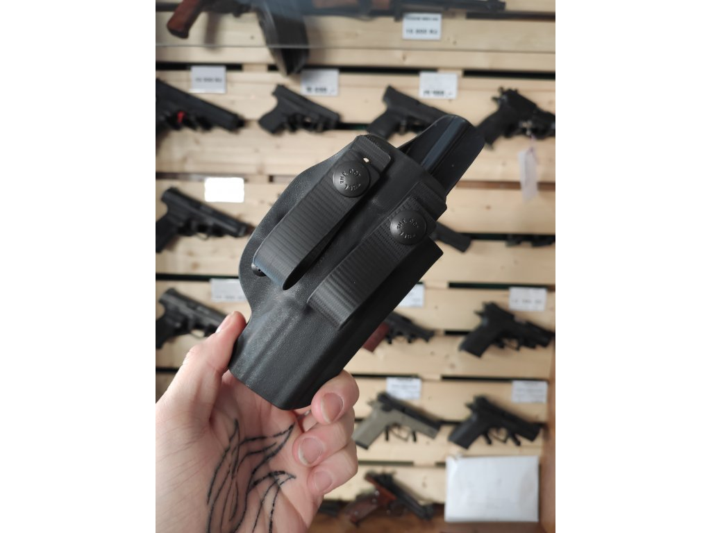 Vnitřní pouzdro - Glock 19 MOS - Černé, Pravé, RH Holsters