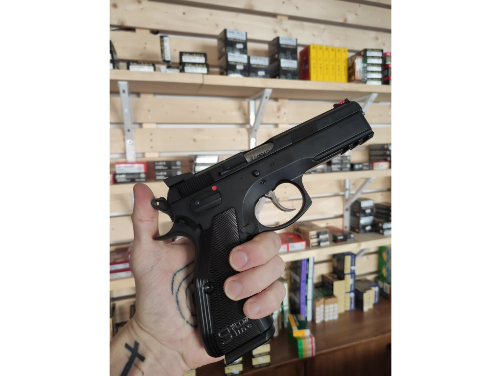 CZ 75 SP-01 Shadow, cal. 9mm Luger