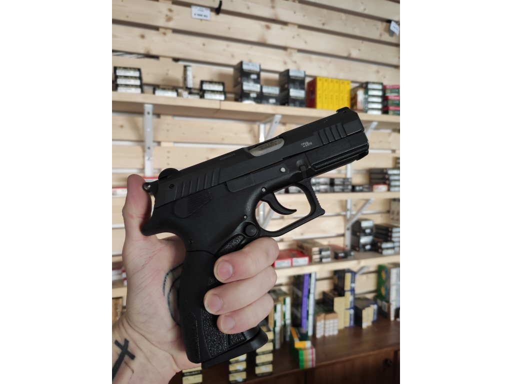 Grand Power P1 MK12/Standard, ráže 9mm Luger