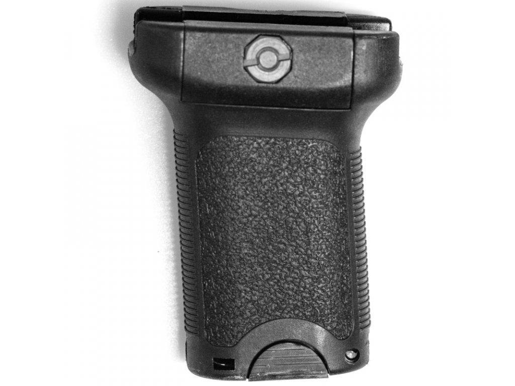 Taktická rukojeť RIS B5 krátká (černá)