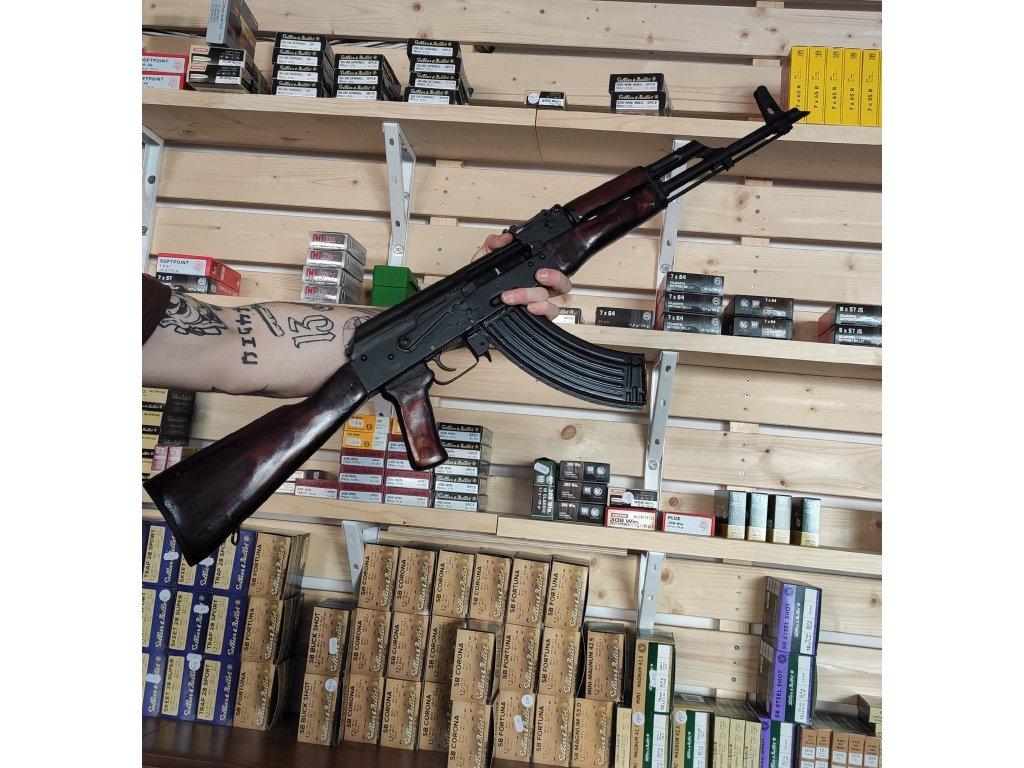AK 47 7,62x39mm, Izhmash (Rusko)
