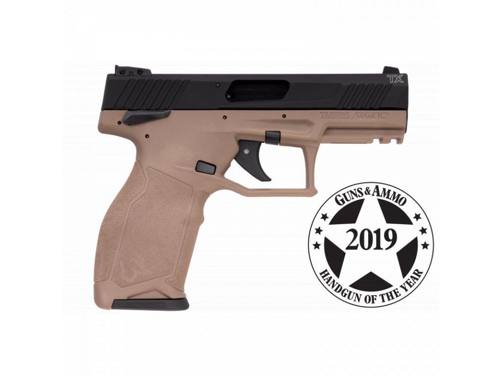 Pistole: taurus TX 22, .22lr , FDE