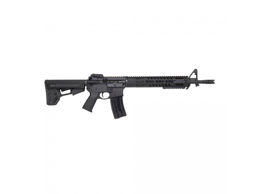 DPMS 16%22 hlaveň, pušková pažba Magpul ACS stoupání 1 9