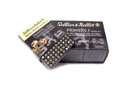 Sellier Bellot Small Pistol Boxer