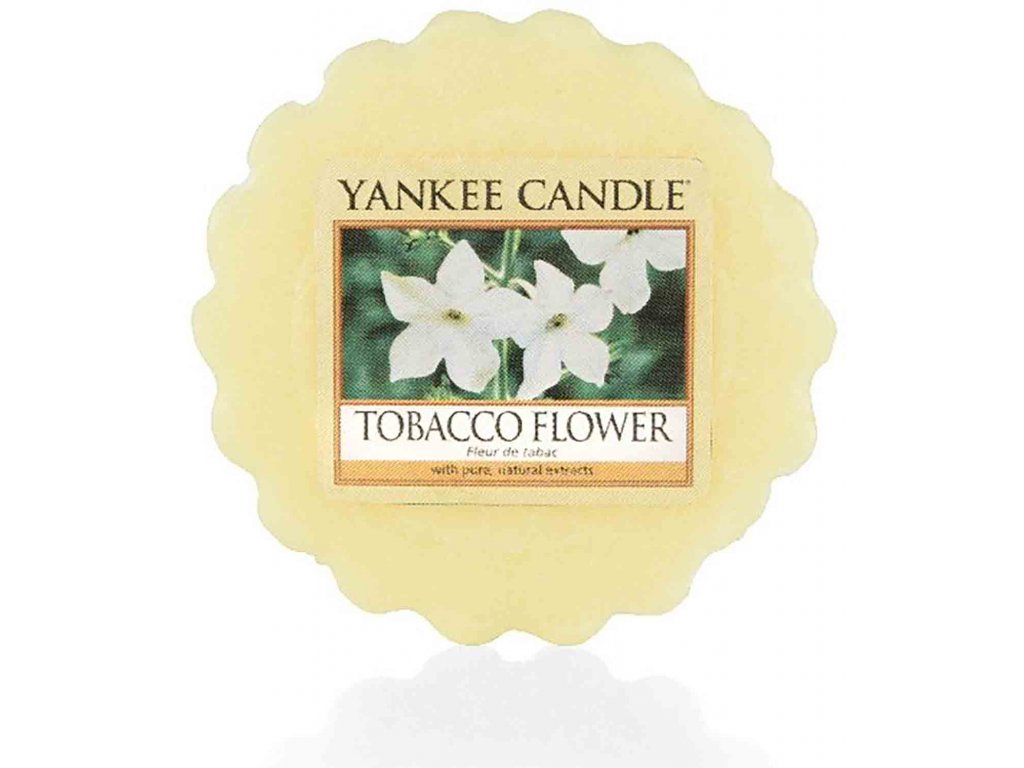 vyr 396 Hygge Yankee Candle vosk Tobacco flower
