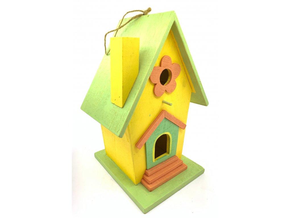 dřevěný dome A1