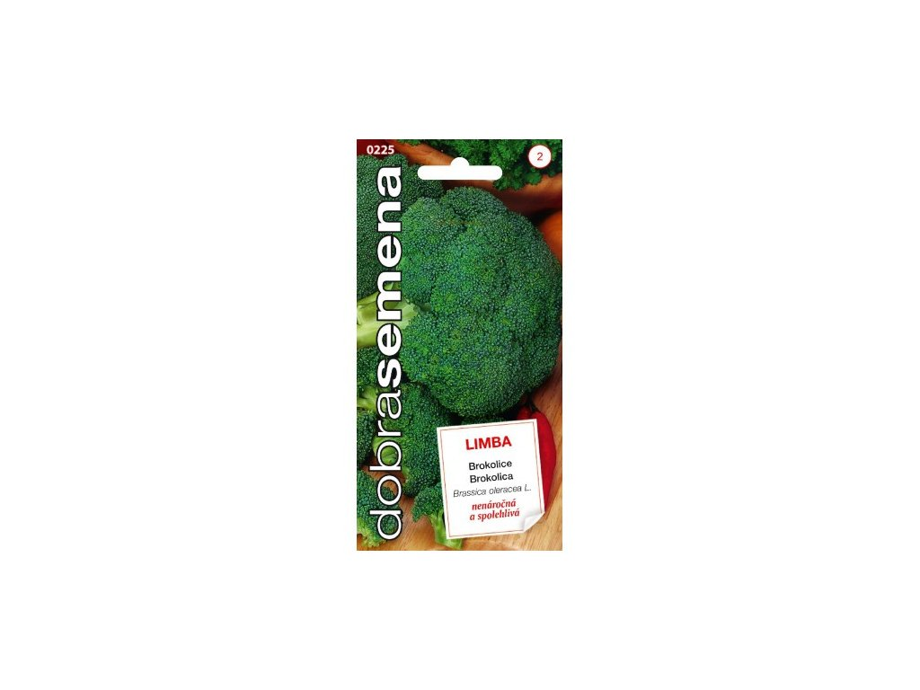 LIMBA 0 3 g Brokolice