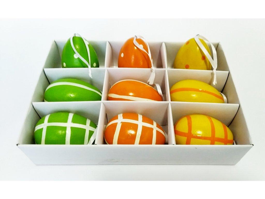 Vajíčka keramická 49kč, 48ks