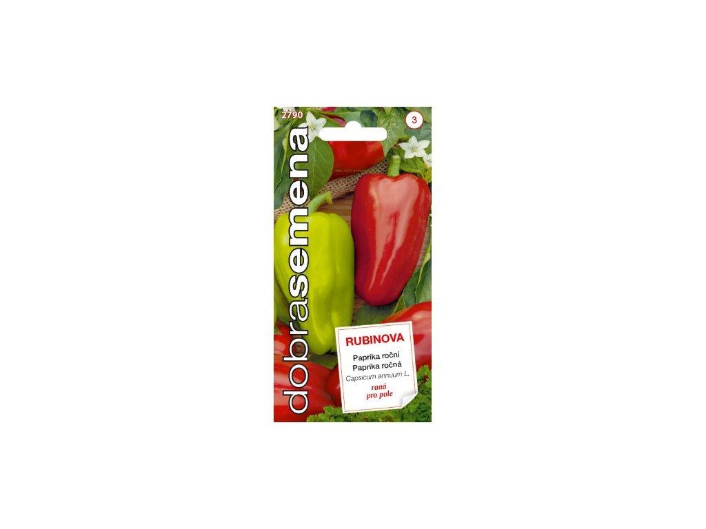 rubinova 0 5 g paprika rocni