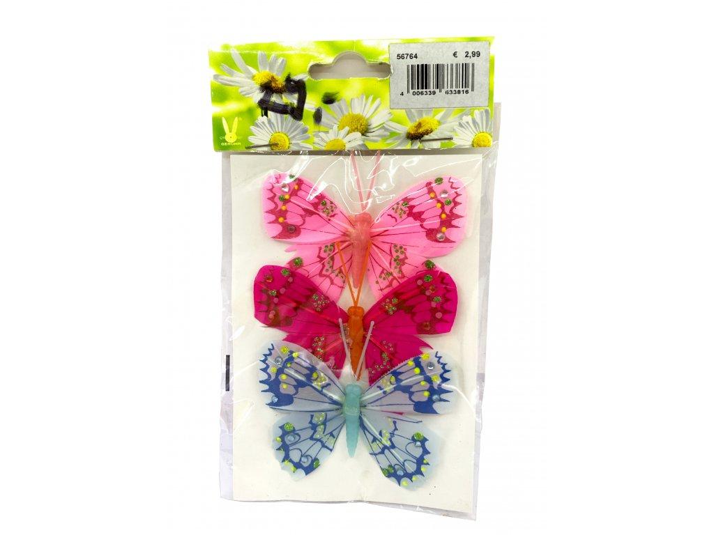 motýlácí