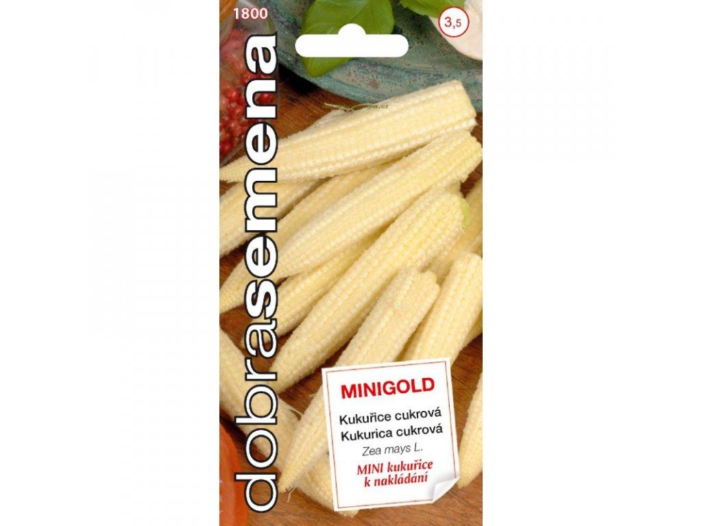 MINIGOLD 3 5 g Kukurice seta