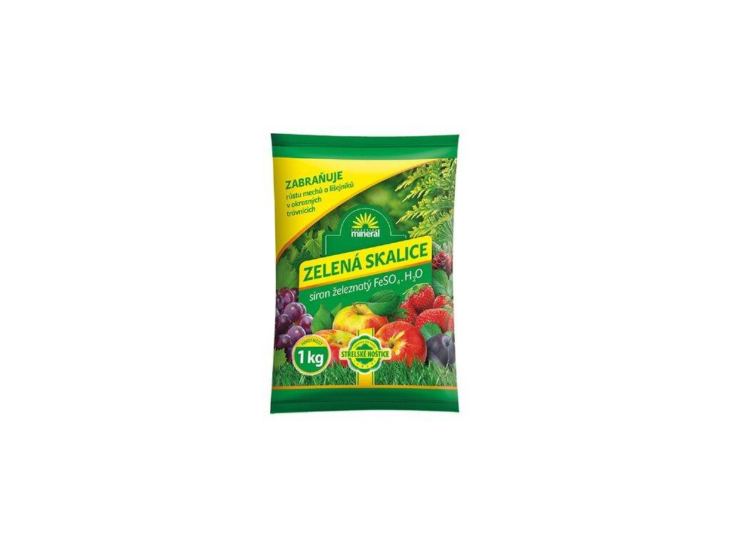 Zelená skalice 1 kg