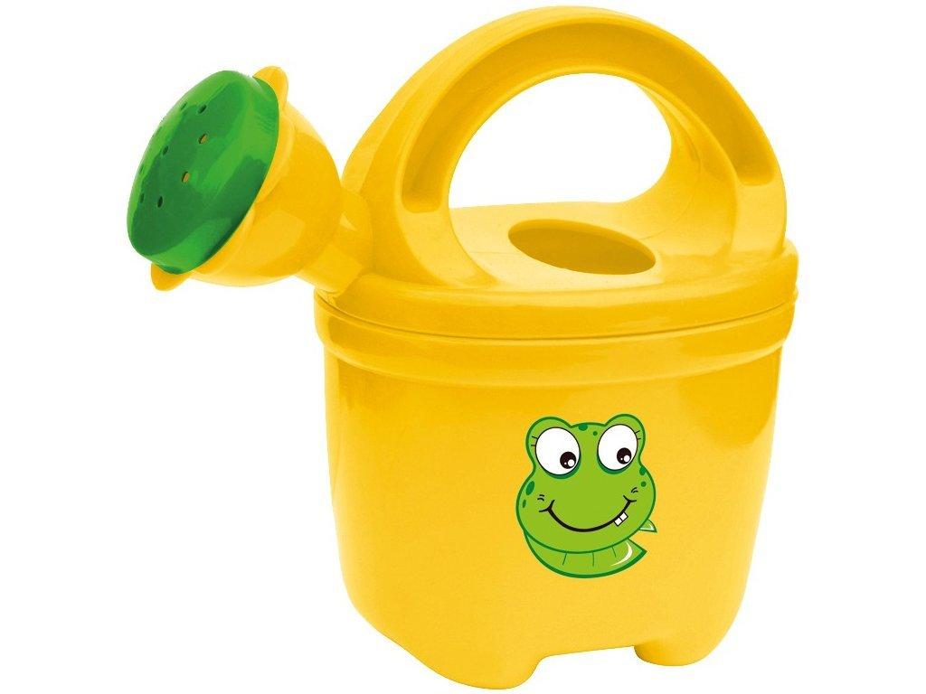 5975 1 detska konvicka plastova zluta stocker