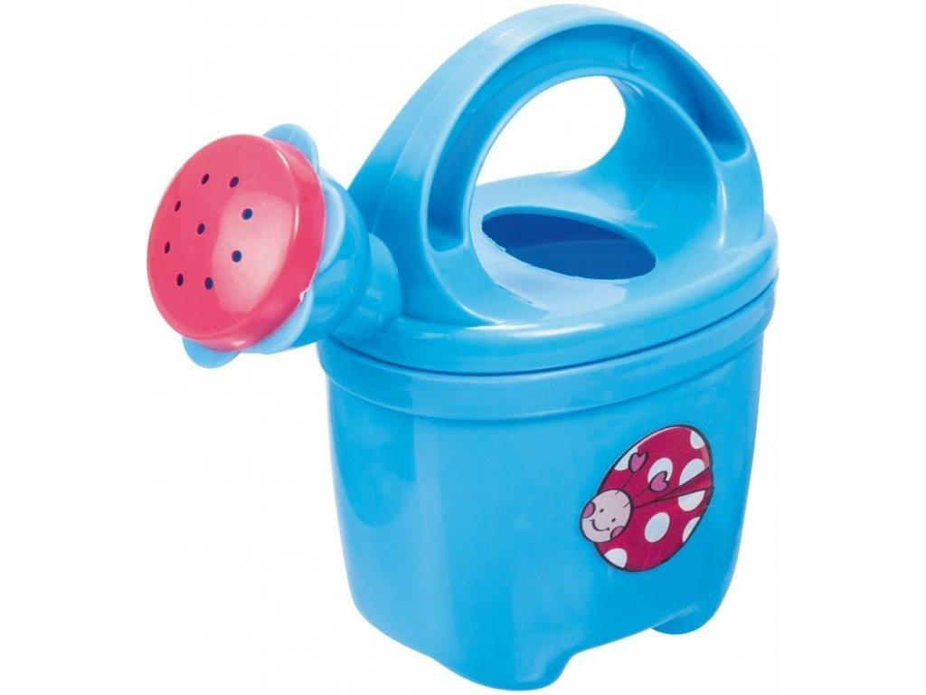 5978 1 detska konvicka plastova modra stocker