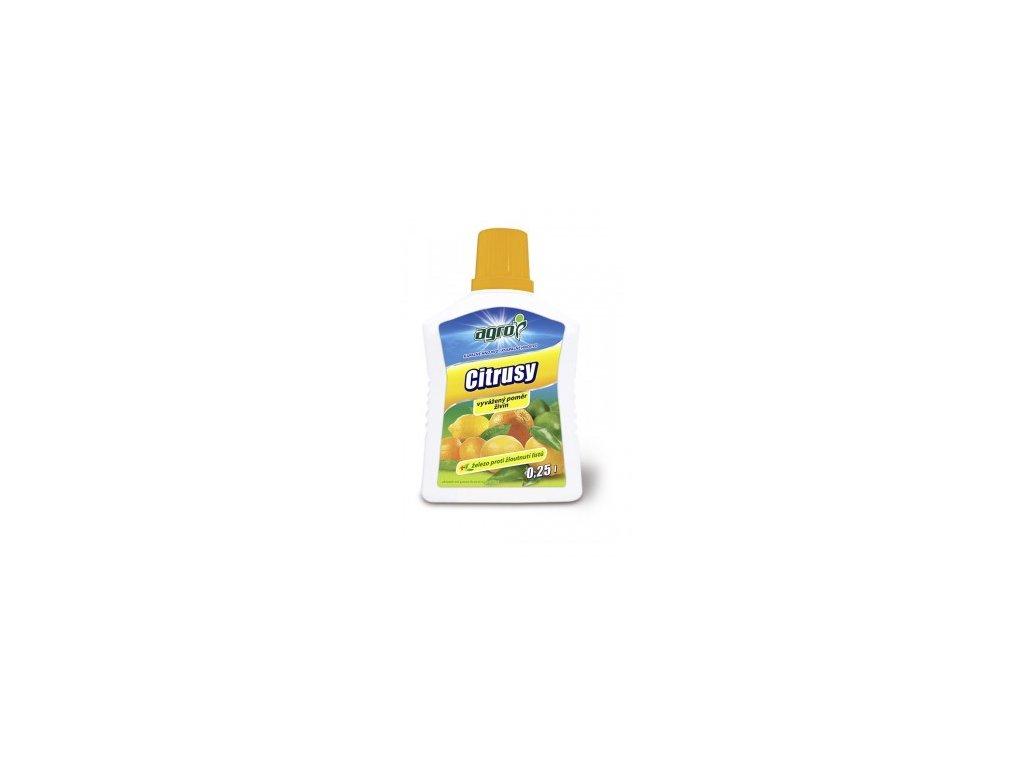 AGRO Kapalné hnojivo pro citrusy 0,25 L
