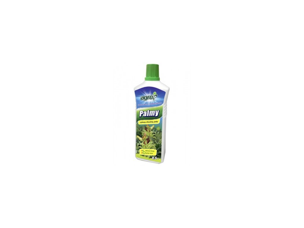 AGRO Kapalné hnojivo pro palmy 0,5 L