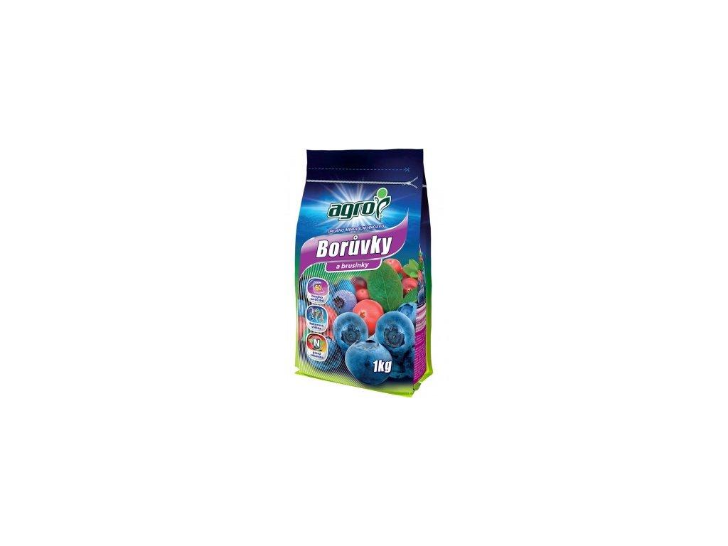 AGRO Organo-minerální hnojivo borůvky a brusinky 1 kg