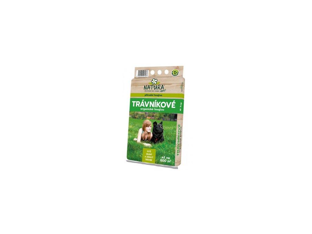 NATURA Organické trávníkové hnojivo 8 kg