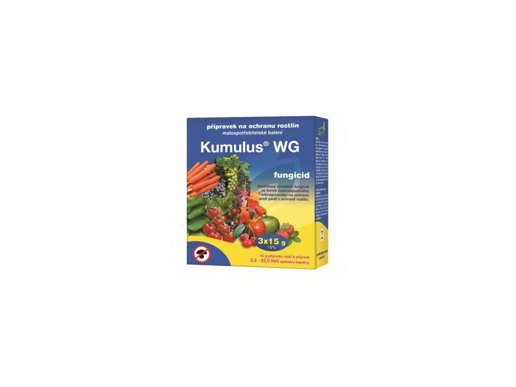 AGRO Kumulus WG 3x15 g